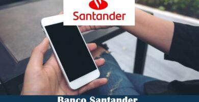 Banco Santander - Checar saldo en Línea